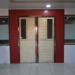PVC Designer Door, For Home,Office, Interior