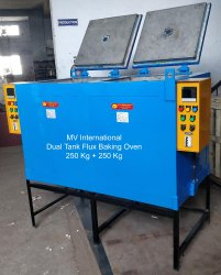 Welding Mother Flux Oven
