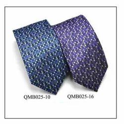 QMB025-10, QMB025-16 - Mens Tie Micro Fibre
