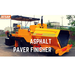 Asphalt Road Paver Finisher