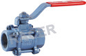 Screwed End Cast Steel Ball Valve