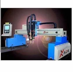CNC Gantry Type Plasma With Oxyfuel Cutting Machine