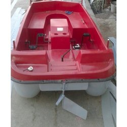 FRP Paddle  Boat