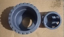Shot Blasting Metal Impeller