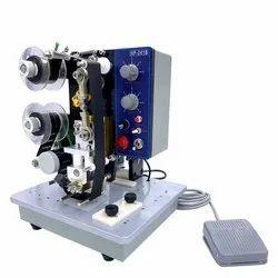 HP241B Batch Coding Ribbon Machine