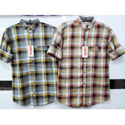 Checks Cotton Shirt