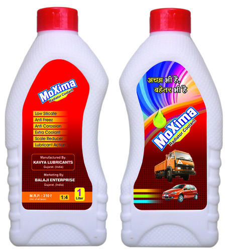 Anti Foaming Radiator Coolant, Pack Size (litres): 500ml To