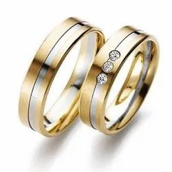 Couple Diamond Bands