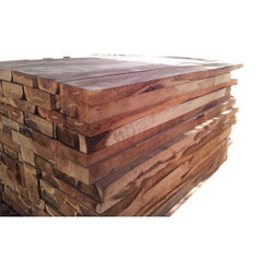 Door Babool Wood Panel, Dimension: 10 feet