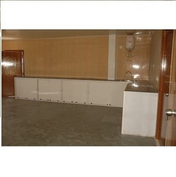 Prefabricated Pantry