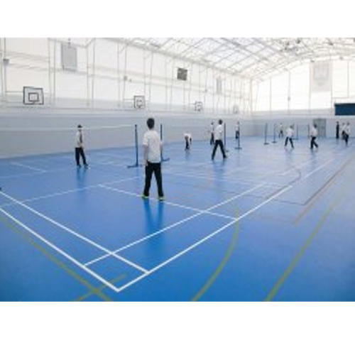 Sports Flooring Systems Qld Pty Ltd: Gallant Sports & Infra Private Limited