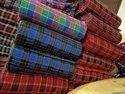 Checks Check Mattress Fabric