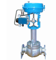 Pneumatic Steam Jacketed Control Valve