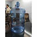 Transparent Polycarbonate Bottle 5 Gallon