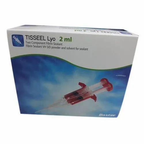 Tisseel Lyo 2 Ml Fibrin Glue