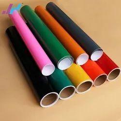 Heat transfer vinyl roll