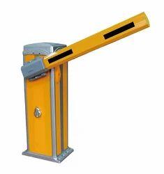 Long Range Reader Based Automatic Boom Barrier