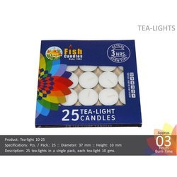 Tea Light 10-25