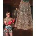 Silk Party Wear Ladies Designer Lehenga Choli
