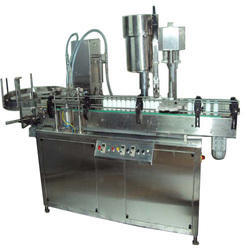 Automatic Monoblock Bottle Filling And Capping Machine