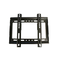 Black Wall Mount, LED TV, Size: 14 To 43inch