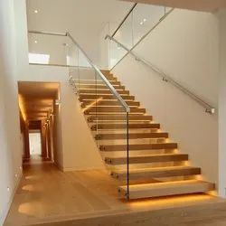 Banglow Cantilever (Floating) Staircase