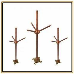 Copper Air Termination Rod