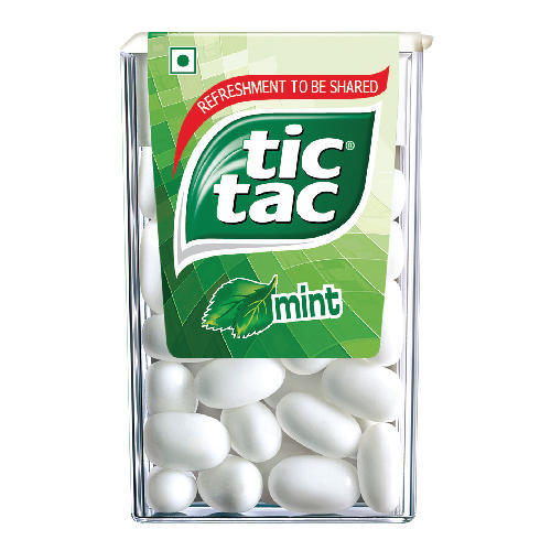 Tic Tac Mint at Rs 10 /pack   Mouth Freshener   ID: 15087867988
