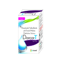 Dorzolamide 2% With Timolol Maleate 0.5% Eye Drops (Dorcor-T)