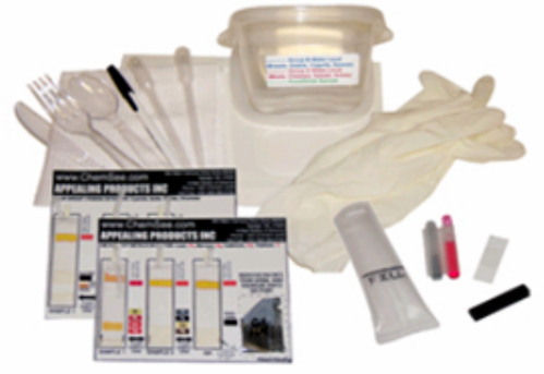 Food Poison Detection Kit, Medical Laboratory Instruments | Marshal