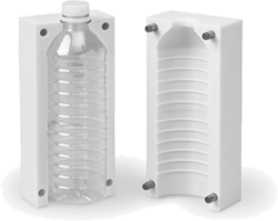 Plastic Designing Poly Carbonate Bottles & Prototyping, For Cosmetic, 200ml