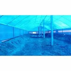 Mushroom Shed Covers for Agriculture