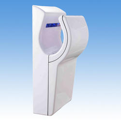 White Jet Hand Dryer