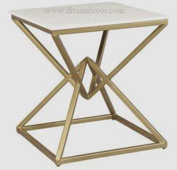 Rectangular Metal Table