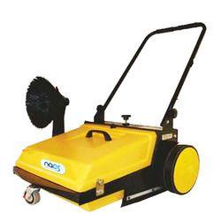 Mechanical Sweeper Machine