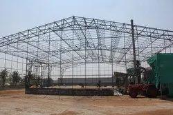 Farming Steel Shed Fabrication Work