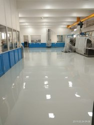 Acid Proof Floor Coating System