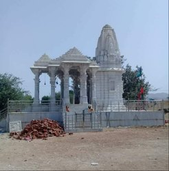 Modern Temple Construction  Work
