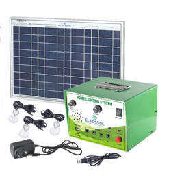 Savera with FM Solar Home Lighting System