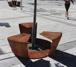 Seating Tree Grate