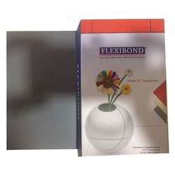 Flexibond Natural PVC Board, For Furniture