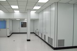 BSL II Clean Room