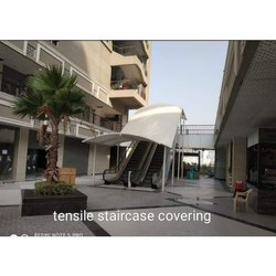 Escalator Tensile Canopies