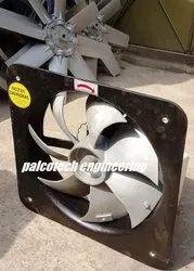 Aluminum Fan