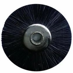 Black Wheel Brush