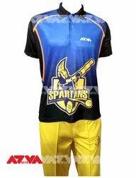 Sublimation Cricket Uniform