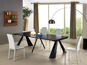 Axis Console Expandable To Dining Table