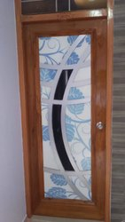 Interior Stylish Wooden Door