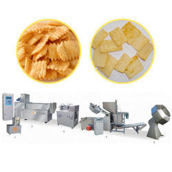 Crispy Rice Processing Line