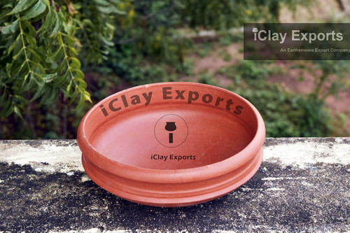 IClay Exports Clay Fish Curry Pot, Size: S/M/L